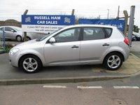 2007 KIA CEED 1.6 SR 5d AUTO 121 BHP £3495.00