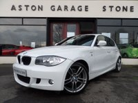 2011 BMW 1 SERIES 2.0 116D PERFORMANCE EDITION 5d 114 BHP 1/2 LEATHER £9590.00