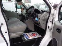 USED 2013 63 RENAULT TRAFIC 2.0 SL29 DCI S/R P/V 1d 115 BHP