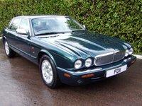 2002 JAGUAR XJ 3.2 SOVEREIGN V8 4d 240 BHP £2975.00
