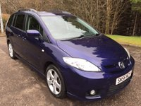 USED 2006 56 MAZDA MAZDA 5 2.0 FURANO LE 7 SEATS 5d 145 BHP GREAT PRICE 7 SEAT
