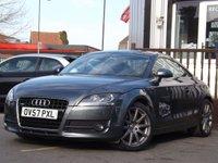 2008 AUDI TT 3.2 QUATTRO 3d AUTO 250 BHP £8995.00