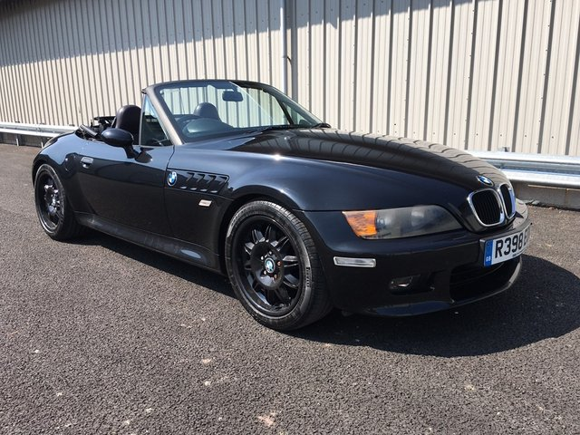 1997 BMW Z3 2.8 MANUAL WIDE BODY ROADSTER CABRIOLET CONVERTIBLE