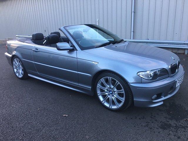 2005 55 BMW 3 SERIES 3.0 330Cd Sport 2dr