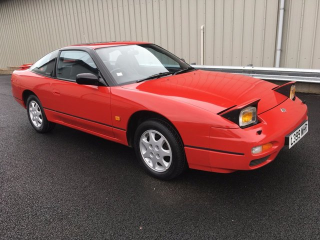 1994 L NISSAN 200 SX 1.8 SX Coupe 3dr Petrol Manual (166 bhp)