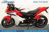 2013 HONDA CBR600F CBR 600 FA-C - Low miles - 1 Owner £5195.00