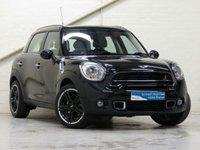 2014 MINI COUNTRYMAN 1.6 COOPER S 5d AUTO 184 BHP £14187.00
