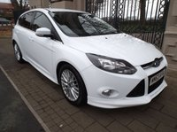USED 2014 63 FORD FOCUS 1.6 ZETEC S TDCI 5dr 113 BHP £ 20 A YEAR ROAD TAX VOICE ACTIVATED BLUETOOTH PHONE AIR/CON HEATED FRONT SCREEN PARKING SENSORS *** FINANCE & PART EXCHANGE WELCOME ***