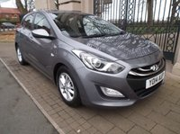 USED 2014 14 HYUNDAI I30 1.6 ACTIVE CRDI 5dr AUTO 109 BHP BLUETOOTH PHONE AIR/CON CRUISE CONTROL PARKING SENSORS *** FINANCE & PART EXCHANGE WELCOME ***