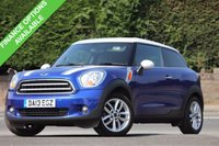 USED 2013 13 MINI COOPER 1.6 COOPER 3d 122 BHP 1 Keeper From New
