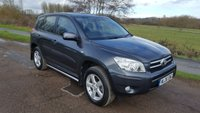 USED 2006 06 TOYOTA RAV4 2.0 XT4 VVT-I 5d AUTO 151 BHP **EXTENSIVE HISTORY**LOVELY CONDITION**SMOOTH DRIVE**