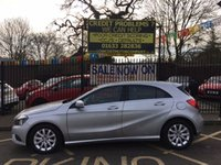 2013 MERCEDES-BENZ A CLASS 1.8 A180 CDI BLUEEFFICIENCY SE 5d AUTO 109 BHP £10699.00