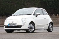 USED 2008 08 FIAT 500 1.2 POP 3d 69 BHP No advisories, great condition
