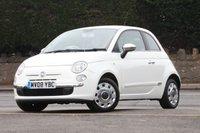 2008 FIAT 500 1.2 POP 3d 69 BHP £3995.00