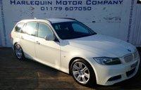 2011 BMW 3 SERIES 2.0 318D M SPORT TOURING 5d 141 BHP £8999.00