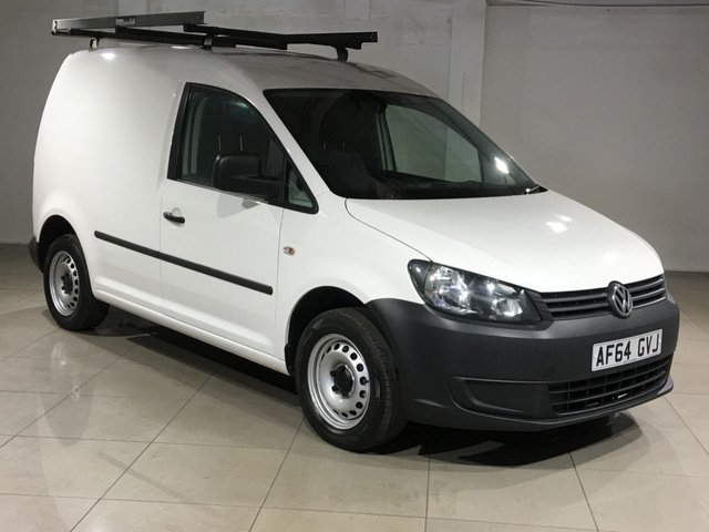 View our 2014 64 VOLKSWAGEN CADDY 1.6 C20 TDI STARTLINE 1d 101 BHP