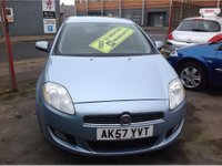 USED 2007 57 FIAT BRAVO 1.4 Dynamic 5dr 12 MONTHS WARRANTY