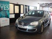 2008 VOLKSWAGEN JETTA 1.9 SE TDI 4d AUTO 103 BHP £4495.00