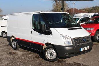 2012 FORD TRANSIT 2.2 260 LR 1d 100 BHP £7995.00