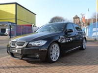 2007 BMW 3 SERIES 2.0 320D M SPORT 4d 161 BHP £SOLD