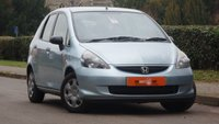 USED 2006 06 HONDA JAZZ 1.2 DSI S 5d 76 BHP LOW MILES DISABILITY RAMP