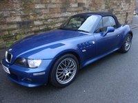2001 BMW Z3 2.2 Z3 SPORT ROADSTER 2d 168 BHP £3750.00