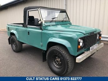 View our LAND ROVER DEFENDER 110 LWB