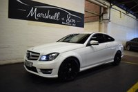 2013 MERCEDES-BENZ C CLASS C250 CDI BLUEEFFICIENCY AMG SPORT 2d AUTO 204 BHP £15500.00