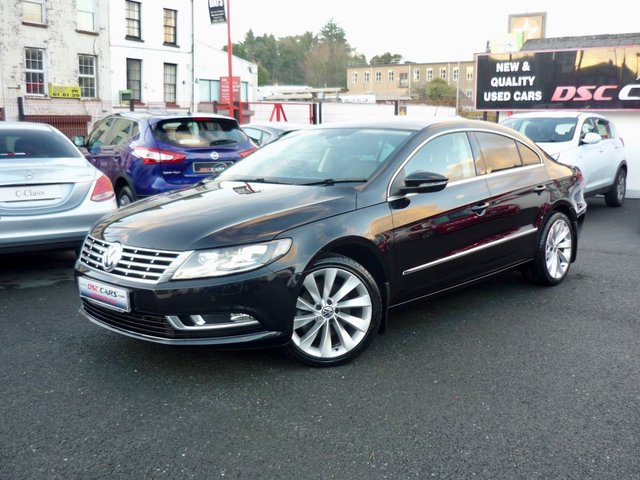 2012 VOLKSWAGEN CC 2.0 TDI BlueMotion Tech GT 4dr   **5 SEATER**