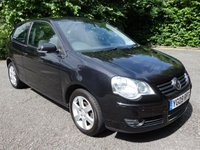 USED 2009 09 VOLKSWAGEN POLO 1.4 MATCH TDI 3d