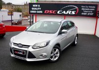 USED 2012 FORD FOCUS 1.6 TDCi Zetec 5dr ONLY £20 PER YEAR ROAD TAX!