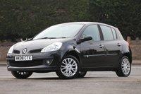 2008 RENAULT CLIO 1.1 DYNAMIQUE 16V TURBO 5d 100 BHP £2995.00