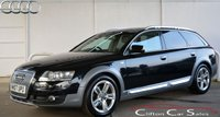 USED 2007 07 AUDI A6 AVANT ALLROAD 2.7TDi QUATTRO AUTO 177 BHP Finance? No deposit required and decision in minutes.