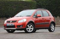 2009 SUZUKI SX4 1.5 GLX 5d 99 BHP £3995.00