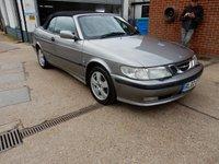 2002 SAAB 9-3 2.0 SE TURBO ECO 2d 154 BHP £1750.00