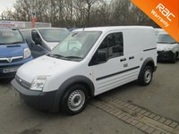 2008 FORD TRANSIT CONNECT 1.8 TDCi 90 BHP T220 LX **AIR CON**34,000 MILES** £SOLD