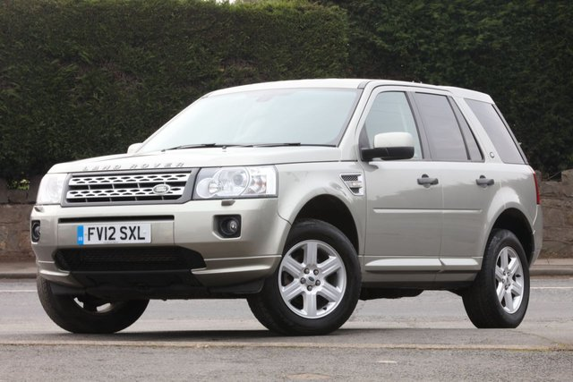 2012 12 LAND ROVER FREELANDER 2.2 SD4 GS 5d AUTO 190 BHP