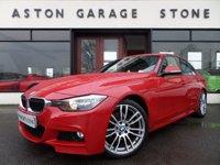 2013 BMW 3 SERIES 2.0 328I M SPORT 242 BHP **1 0WNER * LEATHER** £15990.00