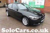 2013 BMW 1 SERIES 1.6 116I ES 5d 135 BHP £8199.00