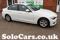2013 BMW 3 SERIES 2.0 320D EFFICIENTDYNAMICS 4d AUTO 161 BHP £10799.00