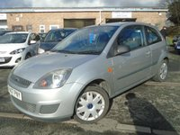 2007 FORD FIESTA 1.2 STYLE CLIMATE 16V 3d 78 BHP £1995.00