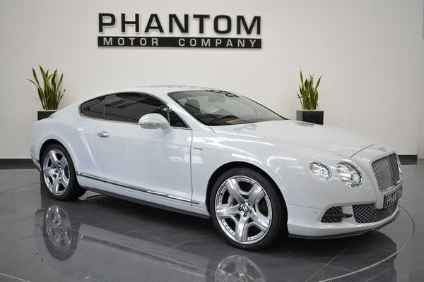 2011 61 BENTLEY CONTINENTAL 6.0 GT MDS 2d AUTO 567 BHP
