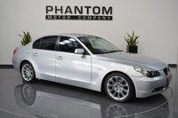 2005 BMW 5 SERIES 2.5 525D SE 4d 175 BHP £6490.00