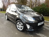 USED 2008 58 RENAULT TWINGO 1.1 GT 16V 3d 100 BHP *Insurance Group 5.  Panoramic Glass Roof*