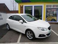 2012 SEAT IBIZA 1.4 SE COPA 3d 85 BHP £5500.00