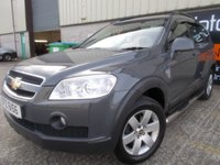 USED 2010 CHEVROLET CAPTIVA 2.0 LT VCDI 5d 148 BHP Superb For Towing, No Deposit, No Fee Finance Available