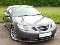 2008 SAAB 9-3 1.9 VECTOR S ANNIVERSARY LTD TID 4d AUTO 151 BHP £6995.00