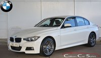 USED 2015 65 BMW 3 SERIES 335d X-DRIVE M-SPORT SALOON AUTO 313 BHP Finance? No deposit required and decision in minutes.