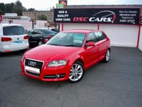 USED 2012 AUDI A3 1.6 TDI SPORT 5d 103 BHP ONLY £20 PER YEAR ROAD TAX