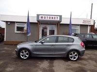 2009 BMW 1 SERIES 2.0 116I SPORT 5DR HATCHBACK £5400.00